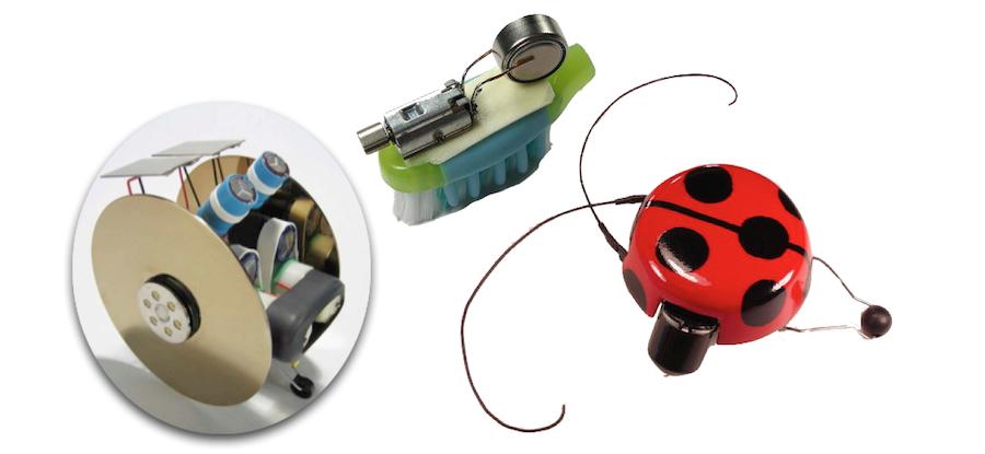 3 simple yet coool robotic week-end project