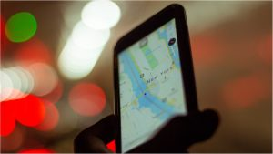 smartphone Gps App New York