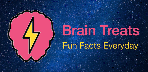 Fun facts everyday with Brain Treats mobile app