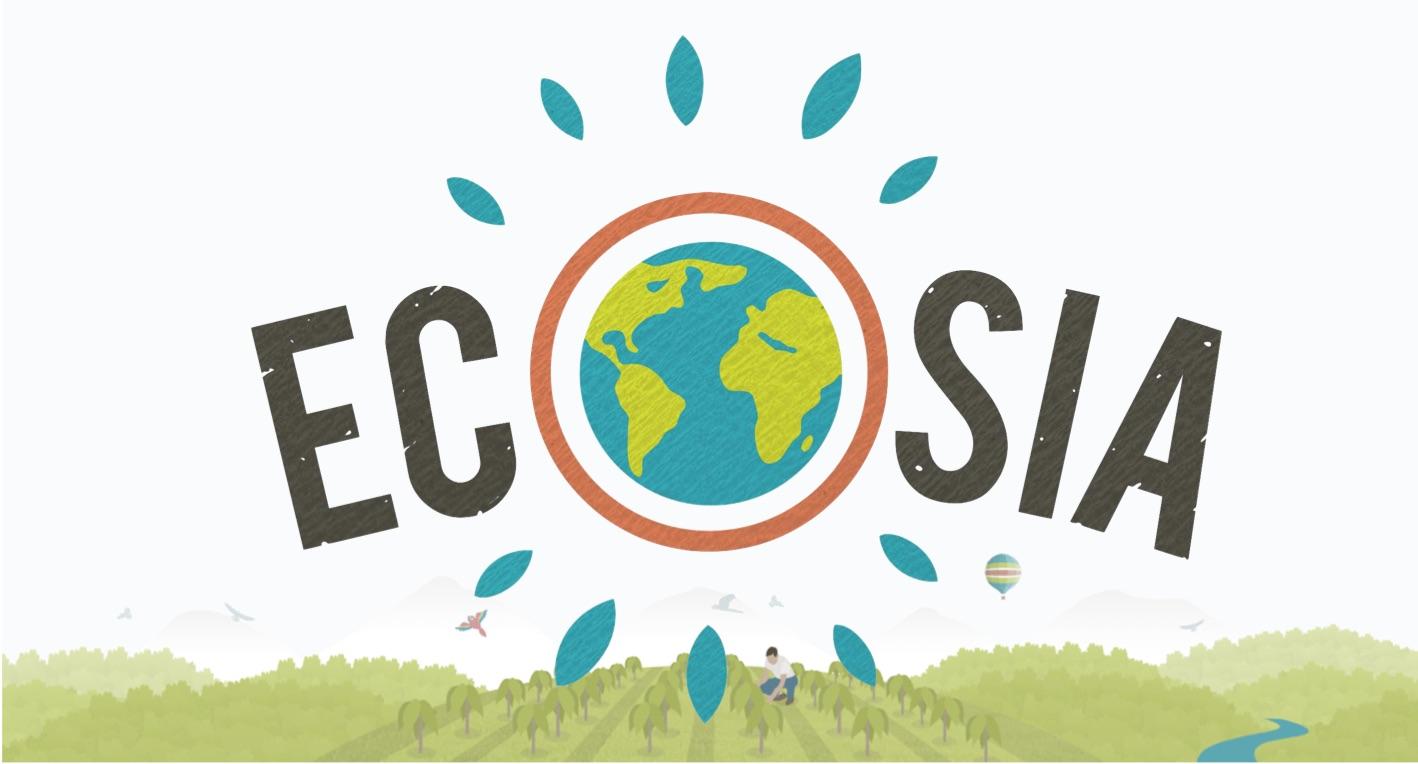 Ecosia Green Web Search Engine
